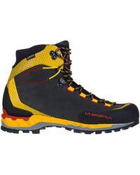 "La Sportiva Trekkingstiefel ""Trango Tech Leather GTX"" - Blau"