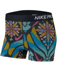 Nike Trainingsshorts - Blau
