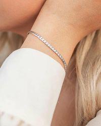 En Route Jewelry Woven Bracelet - Multicolor