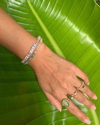 En Route Jewelry Bestie Bracelet Set - Metallic