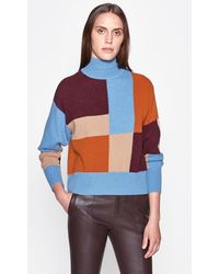 Equipment - Voulaise Wool Sweater - Lyst