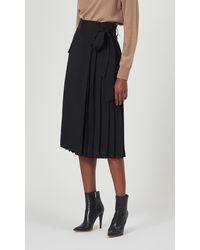 Equipment Zaylor Skirt By - Black