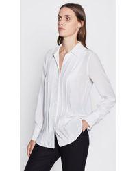 Equipment - Jack Silk Shirt - Lyst