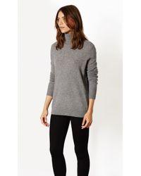 Equipment - Oscar Turtleneck Cashmere Sweater - Lyst