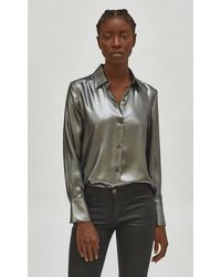 Equipment Sedienne Top By - Multicolour