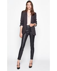 Equipment Burelle Blazer - Black