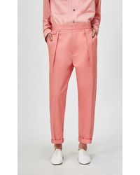 Equipment The Original Trouser By - Pink