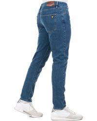 Lyle & Scott Slim Fit Jeans - Blue