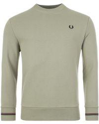 Lyle & Scott Script Logo Reverse Weave Fleece Lined Hoodie - Multicolour