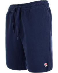 Fila Vico Fleece Shorts - Blue