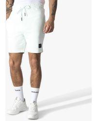 Marshall Artist Siren Zip Shorts - White