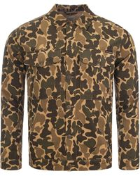 Nudie Jeans Colin Camouflage Jacket - Multicolour