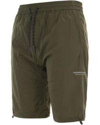 Marshall Artist Liquid Nylon Shorts - Green