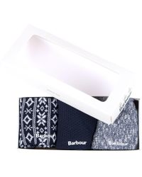 Barbour - Snowflake Trio Sock Gift Set - Lyst
