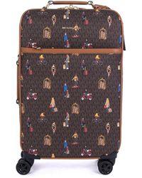 Michael Kors Bedford Jet Set Girls Travel Bag - Brown