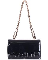 Valentino - Icon Patent Shoulder Bag - Lyst