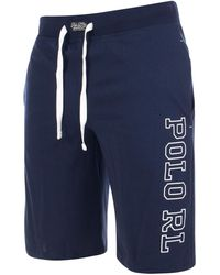 Ralph Lauren Polo Rl Shorts - Blue