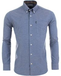 Barbour - Oxford Shirt - Lyst
