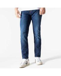 Tommy Hilfiger Regular Fit Denton Jeans - Blue