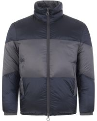 Armani Exchange Real Down Puffer - Blue