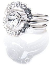 Ted Baker - Cadyna Consecutive Ring - Lyst