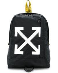 Off-White c/o Virgil Abloh Easy Backpack - Black