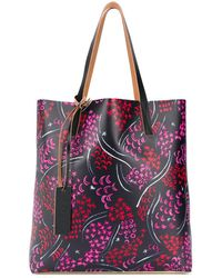 Marni Museo Patterned Tote Bag - Multicolour
