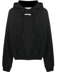 Off-White c/o Virgil Abloh Marker Arrows Hoodie - Black