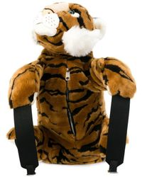 Dolce & Gabbana - Tiger Backpack - Lyst