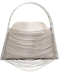 Benedetta Bruzziches - Embellished Shoulder Bag - Lyst