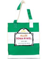 Sonia Rykiel Allée Tote - Green