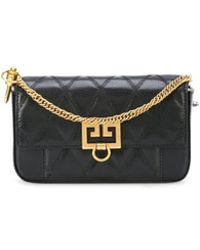 Givenchy Gv3 Shoulder Bag - Black