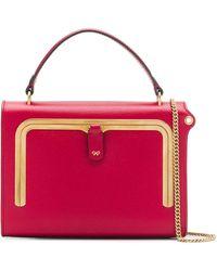 Anya Hindmarch Postbox Tote Bag - Red