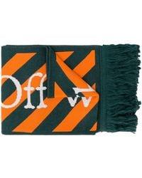 Off-White c/o Virgil Abloh Arrows Scarf - Orange