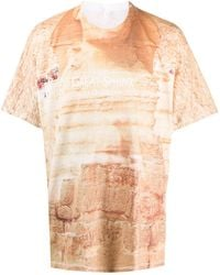 Doublet Tie-dye Relaxed T-shirt - Multicolour