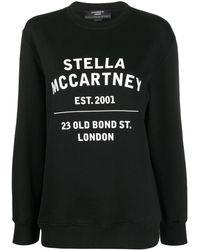 Stella McCartney - Logo-print Sweatshirt - Lyst