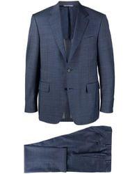 Canali Two Piece Suit - Blue