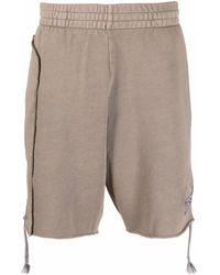 Reebok Logo Patch Jersey Shorts - Multicolour