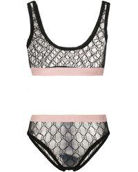 Gucci Underwear Black - Multicolour