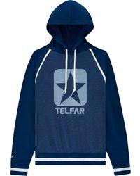 Converse X Telfar Hoodie - Blue
