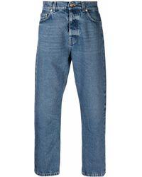 Tom Wood Slim-cut Denim Jeans - Blue