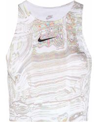 Nike Dance Tank Top - Grey