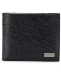 Ferragamo Wallet - Black