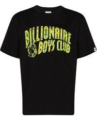 BBCICECREAM Logo Print T-shirt - Black