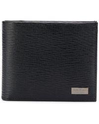 Ferragamo Bi-fold Wallet - Black