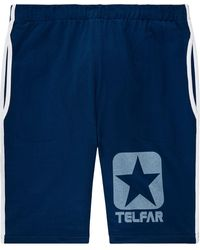 Converse X Telfar Track Shorts - Blue