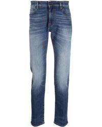 PT01 Slim-fit Denim Jeans - Blue