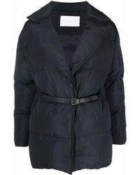 Fabiana Filippi Feather-down Padded Jacket - Black