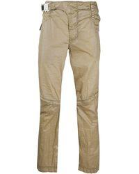 1017 ALYX 9SM Crescent Zip-off Track Pants - Green