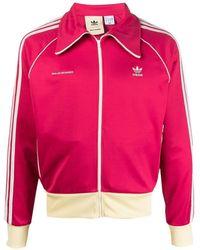 adidas X Wales Bonner 70s Track Jacket - Pink